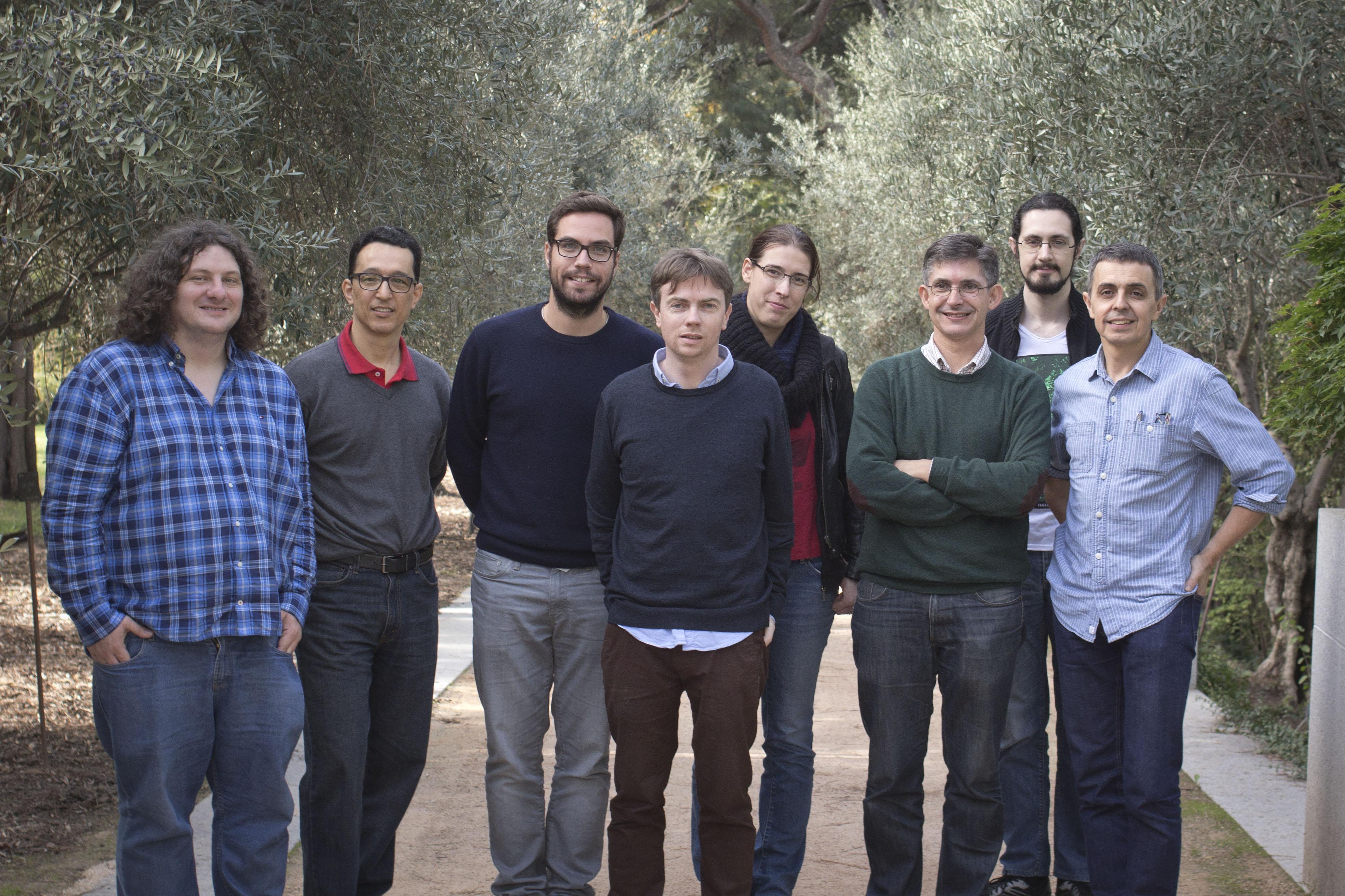 Participantes Reunião CoopBioPlat Madrid