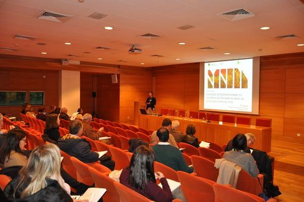 Workshop com stakeholders sobre Agrobiodiversidade