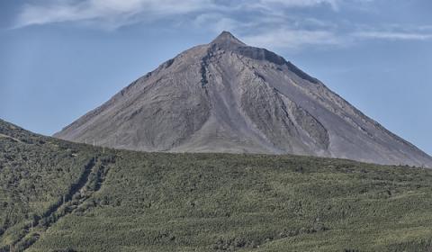 Pico dos Açores, Portugal (Foto de César Garcia).