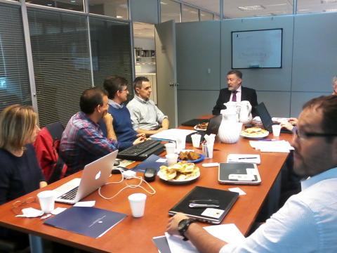 CoopBioPlat - Reunião em Buenos Aires