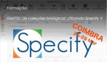 Curso de formação Specify 6 - Coimbra