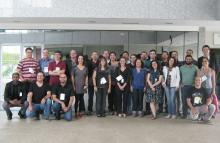 Participances no Curso de Specify em Brasília