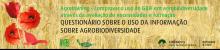Questionário Informação sobre Agrobiodiversidade